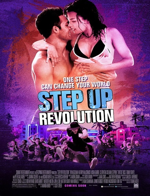 فيلم Step Up Revolution 2012 مترجم اون لاين