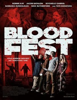 فيلم Blood Fest 2018 مترجم اون لاين