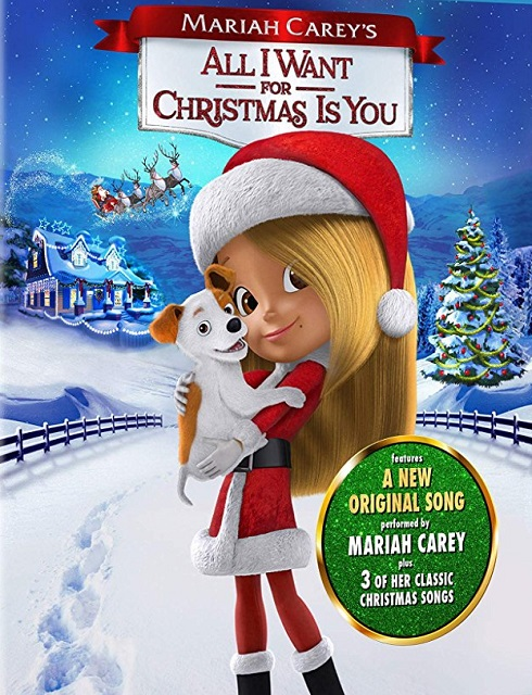 فيلم Mariah Careys All I Want for Christmas Is You 2017 مترجم اون لاين
