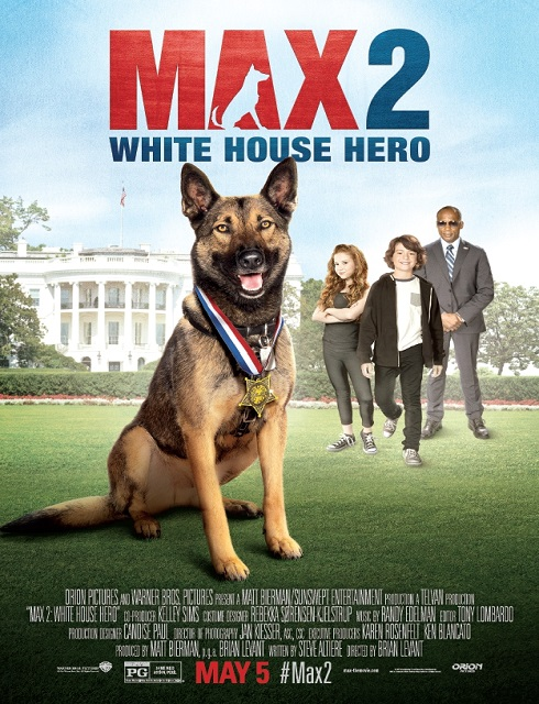فيلم Max 2 White House Hero 2017 HD مترجم اون لاين