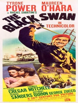 فيلم The Black Swan 1942 مترجم