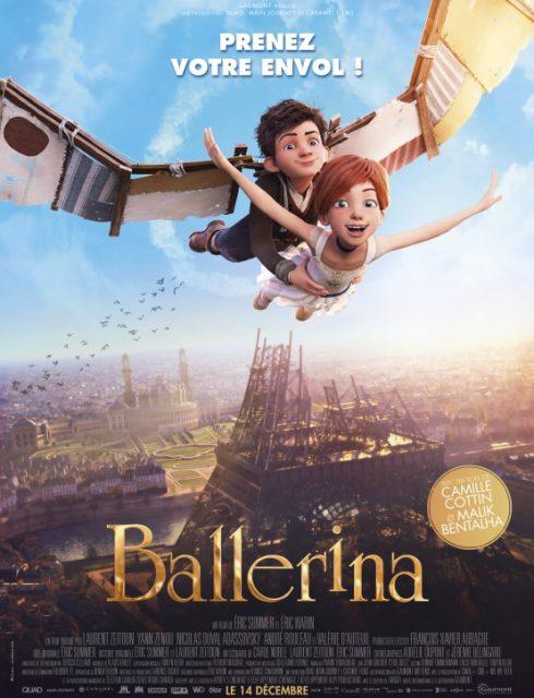 مشاهدة فيلم Ballerina 2016 مترجم كامل اون لاين