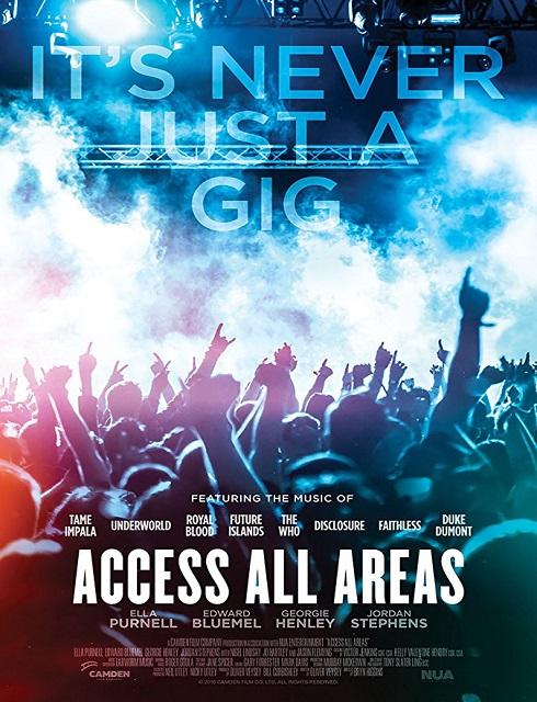 فيلم Access All Areas 2017 مترجم اون لاين