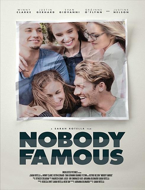 فيلم Nobody Famous 2018 مترجم اون لاين