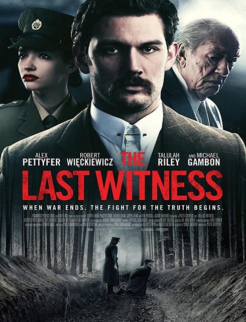 فيلم The Last Witness 2018 مترجم