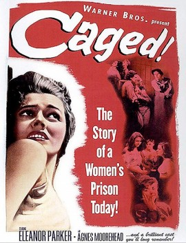 فيلم Caged 1950 مترجم