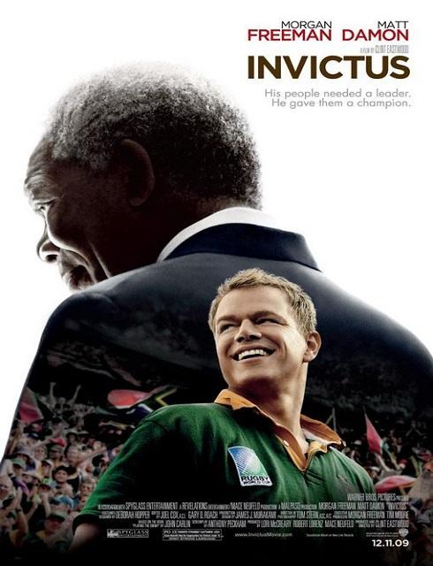 فيلم Invictus 2009 مترجم اون لاين