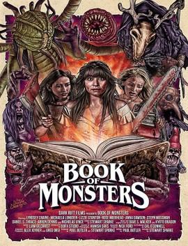 فيلم Book of Monsters 2018 مترجم