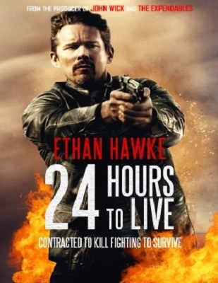 فيلم 24 Hours to Live 2017 مترجم HD كامل اون لاين