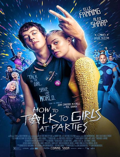 فيلم How to Talk to Girls at Parties 2018 مترجم اون لاين