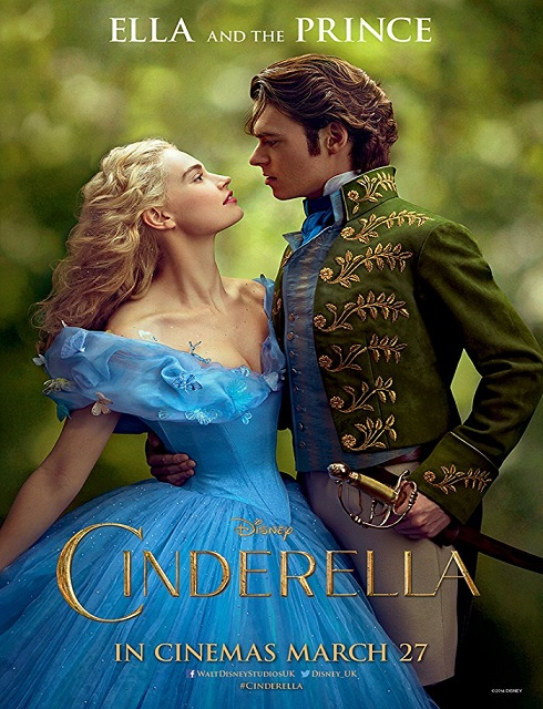 فيلم Cinderella 2015 مترجم اون لاين