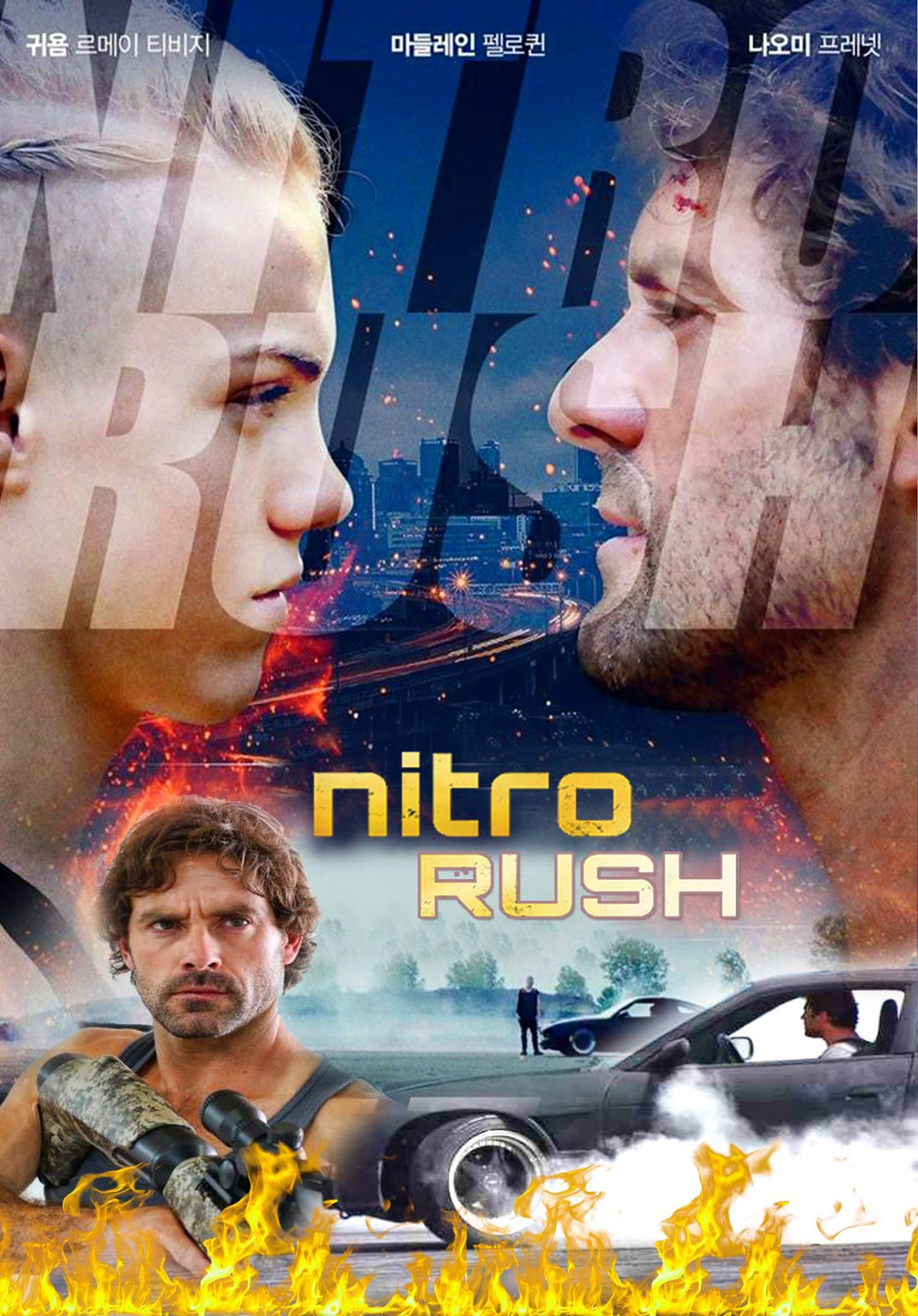 مشاهدة فيلم Nitro Rush 2016 مترجم اون لاين