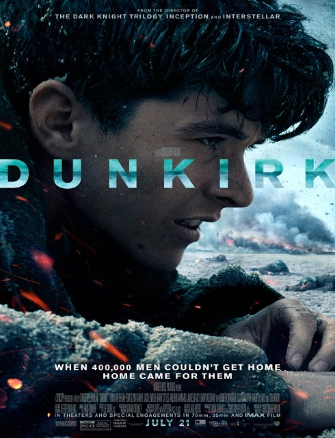 فيلم Dunkirk 2017 مترجم اون لاين
