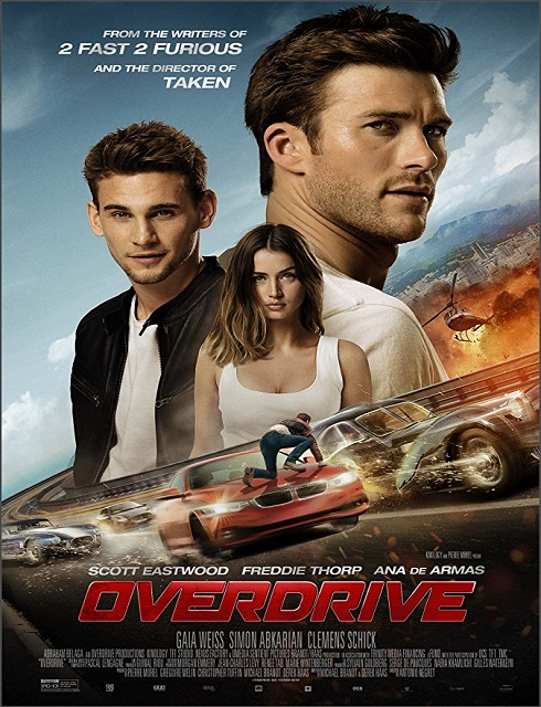 فيلم Overdrive 2017 مترجم اون لاين