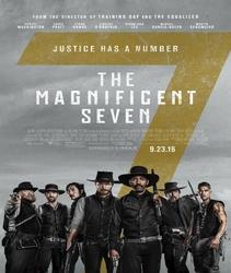 فيلم The Magnificent Seven 2016 HDTS مترجم اون لاين