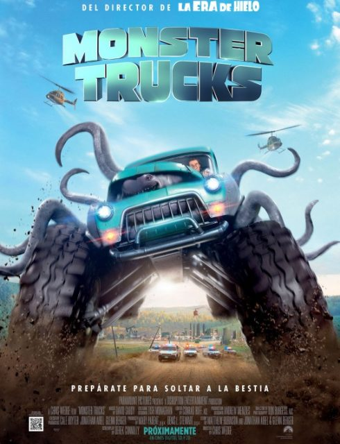 فيلم Monster Trucks 2016 مترجم اون لاين