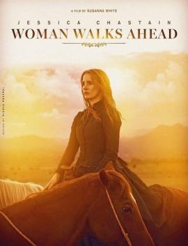 فيلم Woman Walks Ahead 2017 مترجم اون لاين