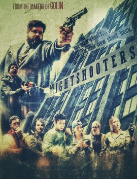 فيلم Nightshooters 2018 مترجم