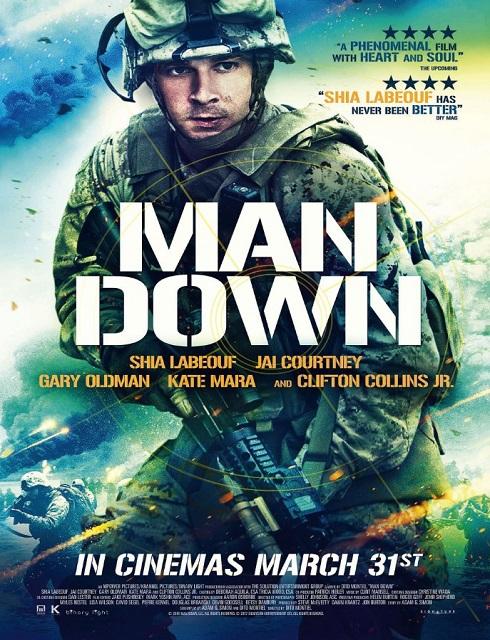 فيلم Man Down 2015 HD مترجم اون لاين
