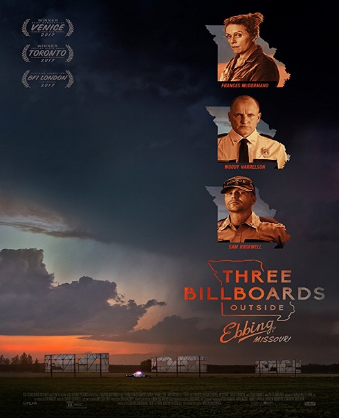 فيلم Three Billboards Outside Ebbing Missouri 2017 مترجم HD اون لاين