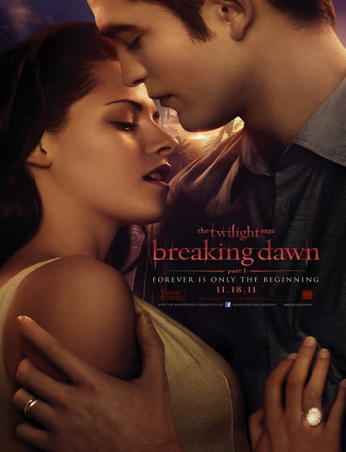 فيلم The Twilight Saga Breaking Dawn Part 1 2011 مترجم اون لاين