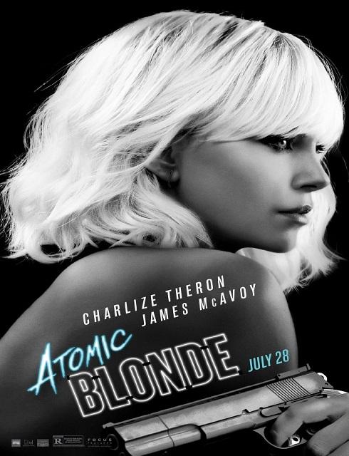 فيلم Atomic Blonde 2017 مترجم اون لاين