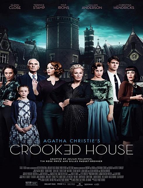 فيلم Crooked House 2017 مترجم اون لاين