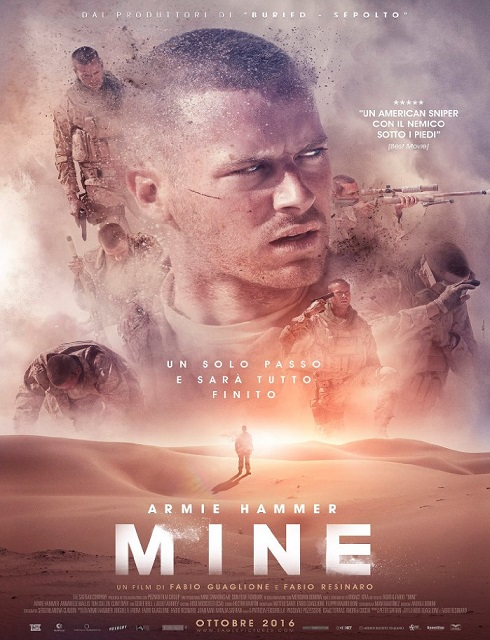 مشاهدة فيلم Mine 2016 HD مترجم اون لاين