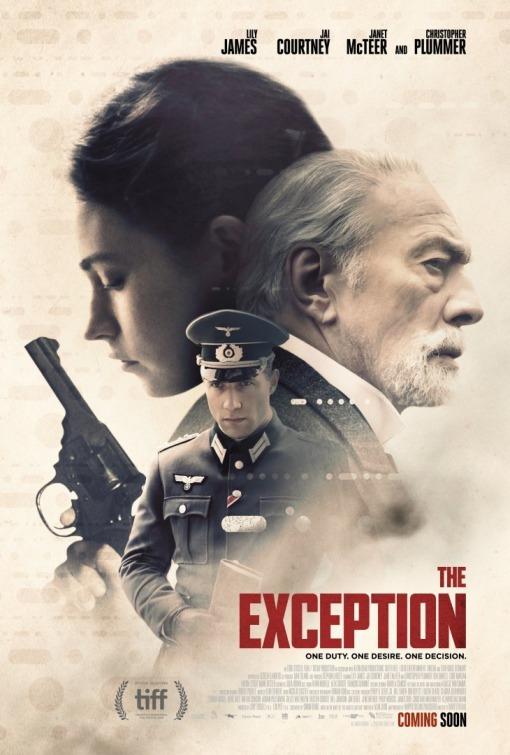 مشاهدة فيلم The Exception 2016 مترجم اون لاين