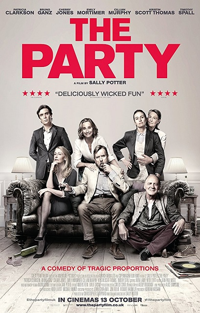 فيلم The Party 2017 HD مترجم