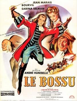 فيلم Le Bossu 1959 مترجم