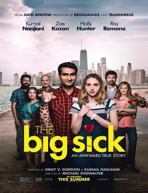 مشاهدة فيلم The Big Sick 2017 HD مترجم اون لاين