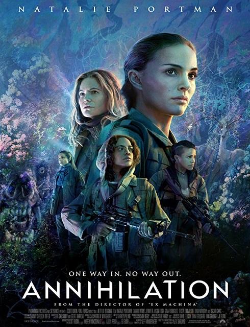 فيلم Annihilation 2018 مترجم اون لاين