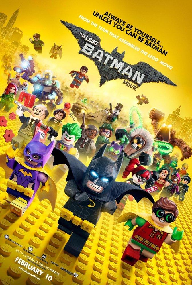 فيلم The LEGO Batman Movie 2017 HD مترجم اون لاين