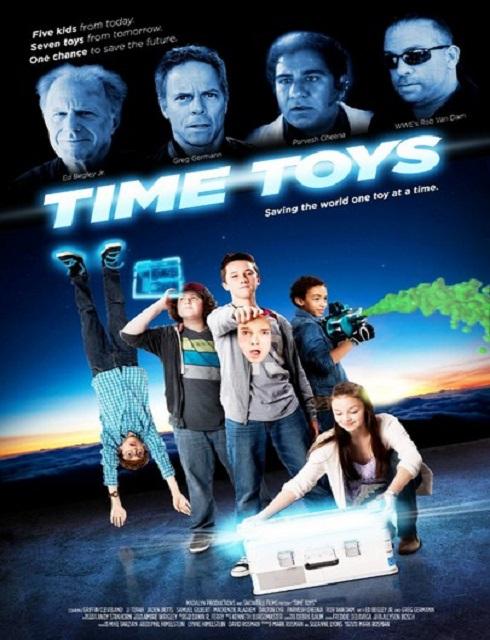 فيلم Time Toys 2016 HD مترجم اون لاين