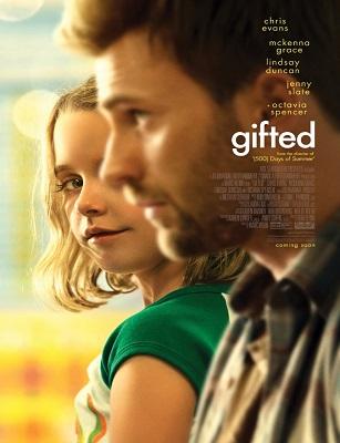 فيلم Gifted 2017 مترجم اون لاين