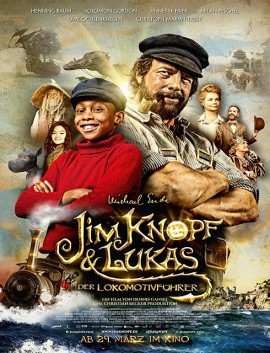 فيلم Jim Button and Luke the Engine Driver 2018 مترجم
