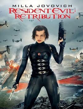 فيلم Resident Evil Retribution 2012 مترجم اون لاين
