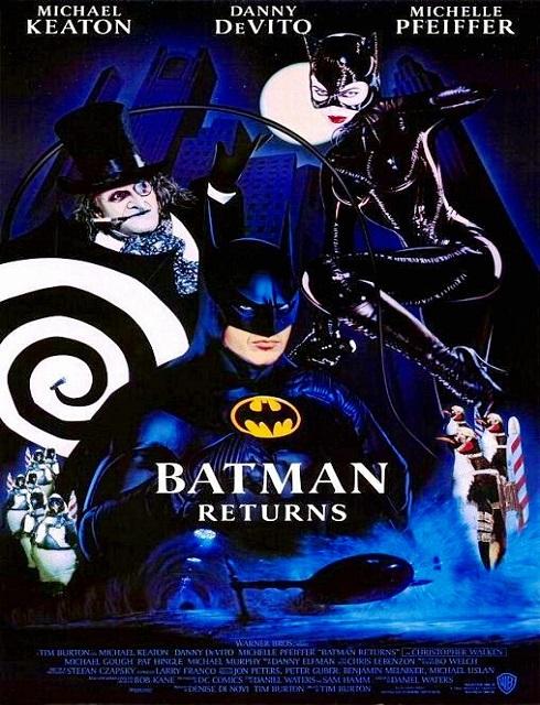 فيلم Batman Returns 1992 مترجم اون لاين