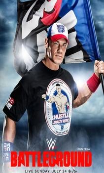 WWE Battleground 2016 مترجم اون لاين