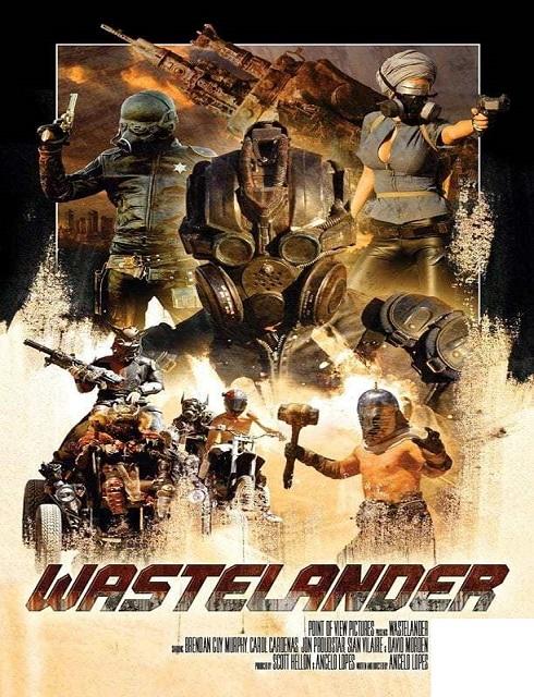 فيلم Wastelander 2018 مترجم اون لاين