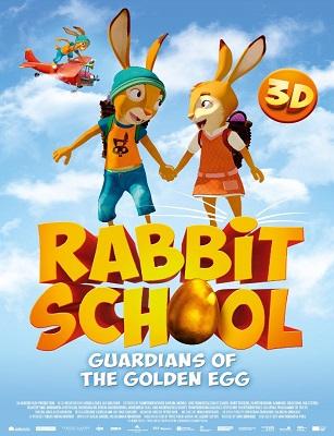 فيلم Rabbit School Guardians of the Gold 2017 مترجم HD اون لاين
