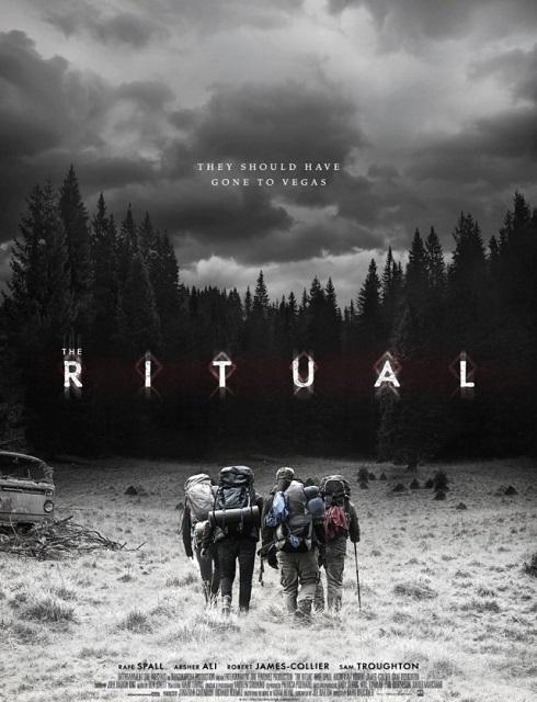 فيلم The Ritual 2017 مترجم اون لاين