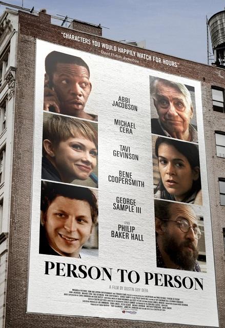 فيلم Person to Person 2017 مترجم اون لاين