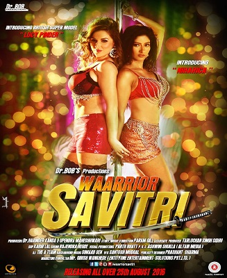 فيلم Warrior Savitri 2016 HD مترجم اون لاين