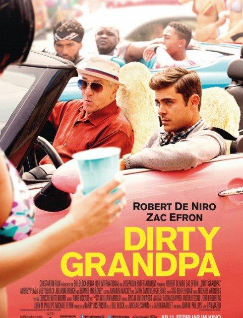 فيلم Dirty Grandpa 2016 مترجم اون لاين