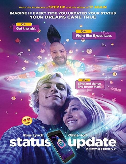 فيلم Status Update 2018 مترجم اون لاين
