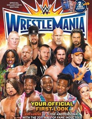 WWE WrestleMania 33 2017 مترجم