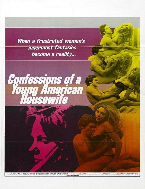 فيلم Confessions of a Young American Housewife 1974 اون لاين للكبار فقط