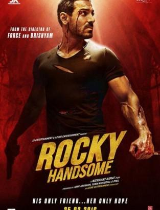 فيلم Rocky Handsome 2016 HD مترجم اون لاين